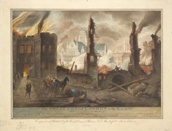 The Great Fire of London in the Year 1666 65-b